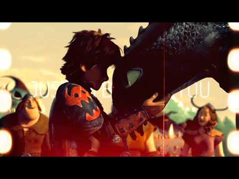 Hiccup + Toothless || You Are The Reason [Calum Scott]