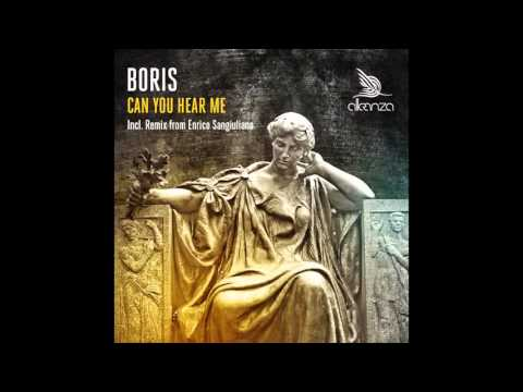 Boris - Can You Hear Me - Alleanza - ALLE065