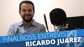 FB Entrevista: Ricardo Juarez, dublador do Draven