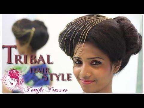 High Fashion Tribal Hair Style | Ventuno Terrific Tresses