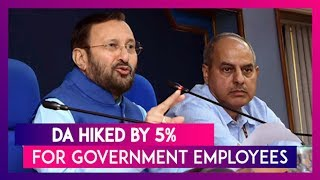 Dearness Allowance (DA) For Government Employees Hiked By 5%, Modi Govt Calls It 'Diwali Gift'