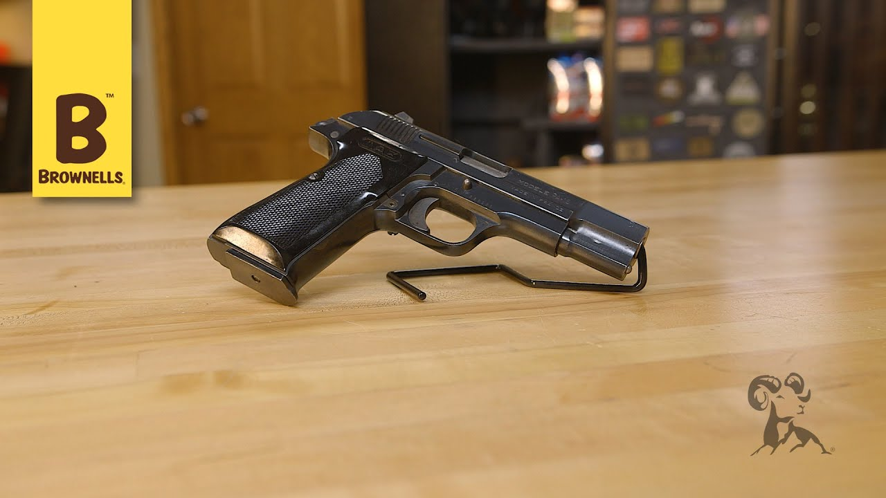 From the Vault: MAB PA-15 Pistol