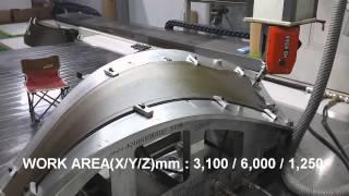 HANSMACHINE HWG 60M PROCESSING VIDEO