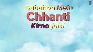 Palat Meri Jaan Full Song with Lyrics   Total Siyapaa   Ali Zafar, Yaami Gautam - Akram Khan...R