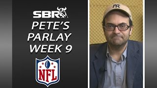 NFL Week 9 Picks with Peter Loshak: Pete