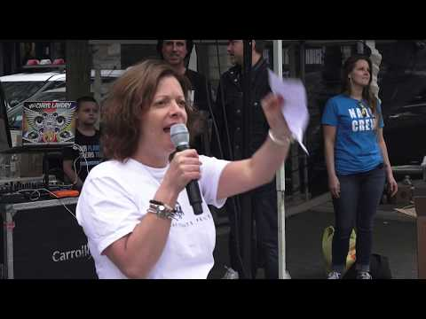 Lisa Rainwater of Non Human Rights Project and legal personhood