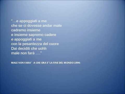 Frasi Vasco E Ligabue.Le Migliori Frasi Del Liga Youtube