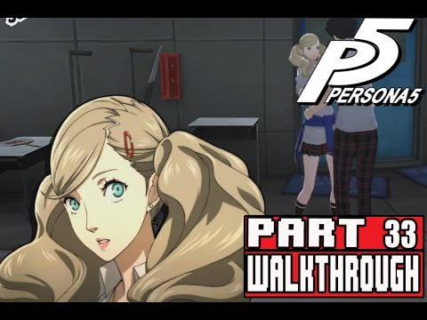 Persona 5 Gameplay Walkthrough Part 33 Dating Ann. Kawakami's Request, Futaba Date