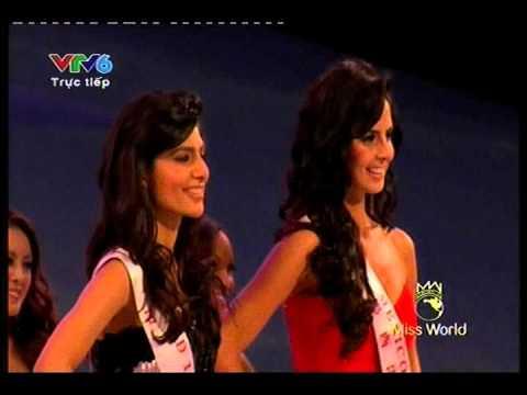 Hoa hậu thế giới 2012 - Chung kết - Hoa hậu truyền thông - Hoa hau the gioi 2012