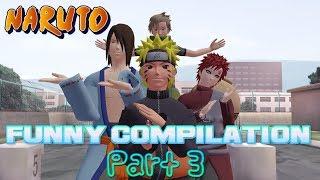 MMD Naruto Funny Vines Memes And Stuff Compilation Part Three
