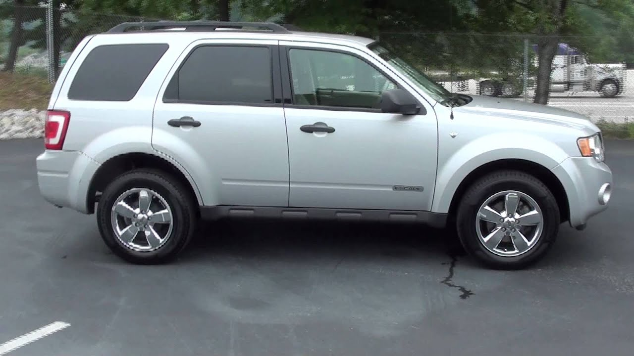 Ford Escape Hybrid For Sale >> FOR SALE 2008 FORD ESCAPE XLT!!! 1 OWNER AND ONLY 32K ...