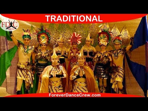 TRADITIONAL DANCE INDONESIA - Forever Dance Crew