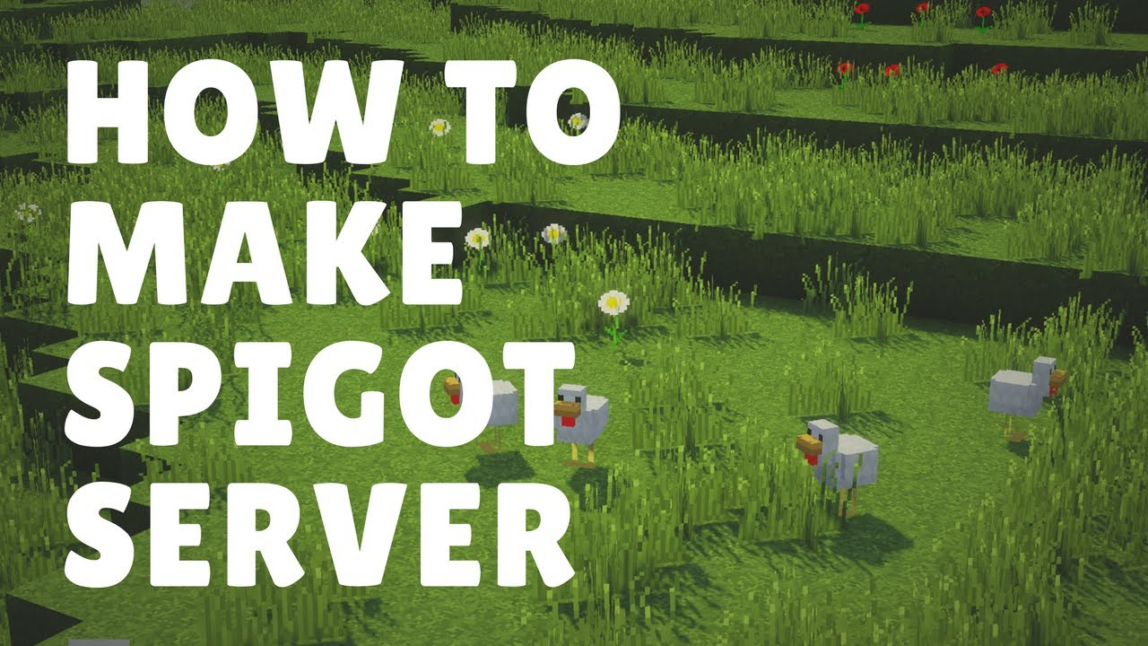 minecraft how to make a server 1 12 2