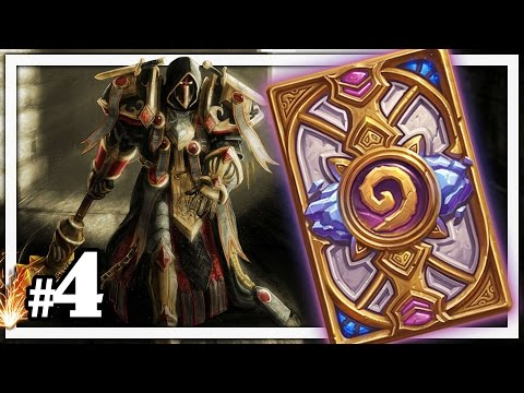 Hearthstone: Double Digits in Reach (Paladin Constructed)