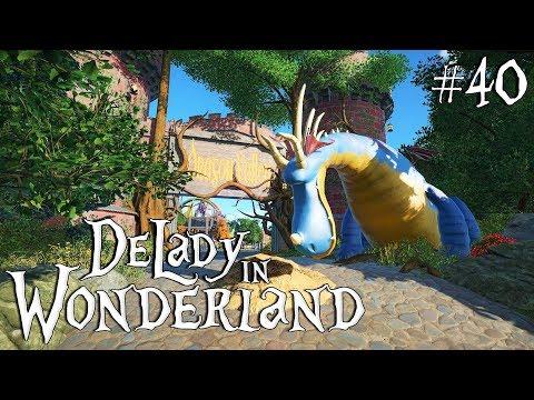 Finishing Dragon Valley | DeLady in Wonderland | Dragon Valley | Ep. 4 | Planet Coaster