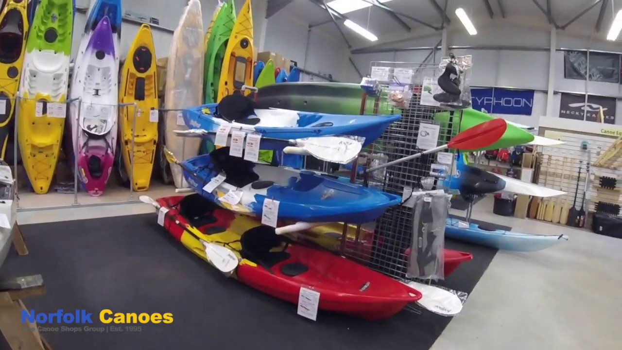 Norfolk Canoes - Specialist Kayaking & Canoeing Shop