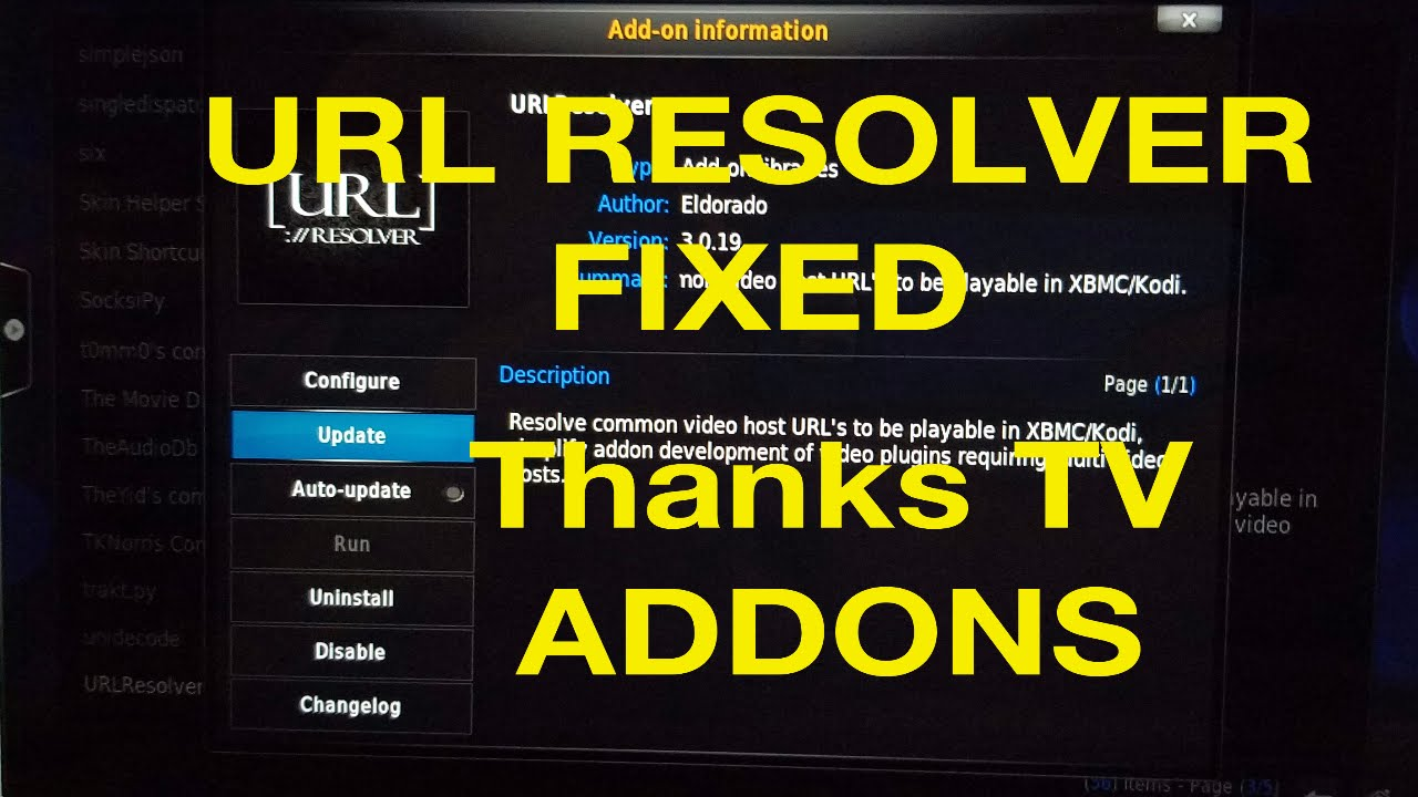 HOW TO FIX URL RESOLVER