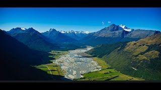 The Spectacular landing in Queenstown, NZ. A beautiful day. thumbnail