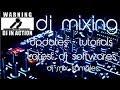 Mixing Multiple Tracks using AUDACITY - DJ UPDATES