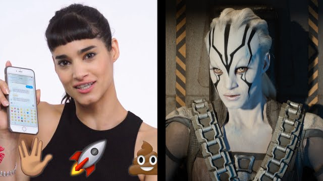 Star trek s jaylah sofia boutella shows us the last - Jaylah sofia boutella ...