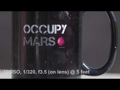 Canon FD 135mm f3.5 video/photo test footage