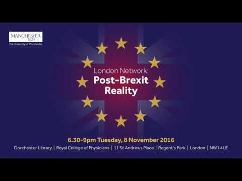 London Network: Post-Brexit Reality - November 2016