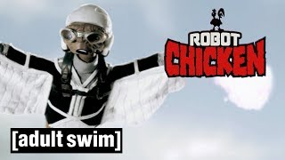 Spielberg Reboot | Robot Chicken | Adult Swim