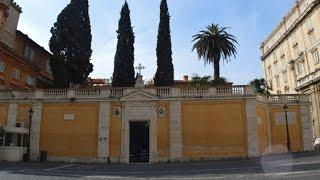 Vatikan - Campo Santo Teutonico