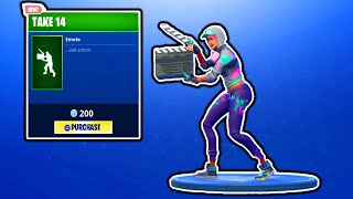 FORTNITE NUEVO TOMAR 14 EMOTE! ¡ACTUALIZACIÓN DE FORTNITE NEW ITEM SHOP! V-BUCKS GIVEAWAY FORTNITE BATTLE ROYALE