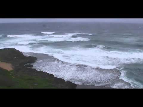 Surfing Hawaii - Turtle Bay Resort
