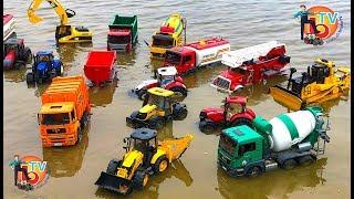 Best of TRUCKs TRACTORs CARs BRUDER TOYS #traktor