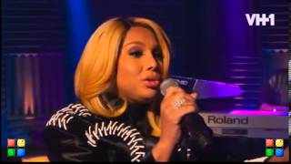 "Tamar Braxton Performs ""The One"" Acoustic Live On VH1"