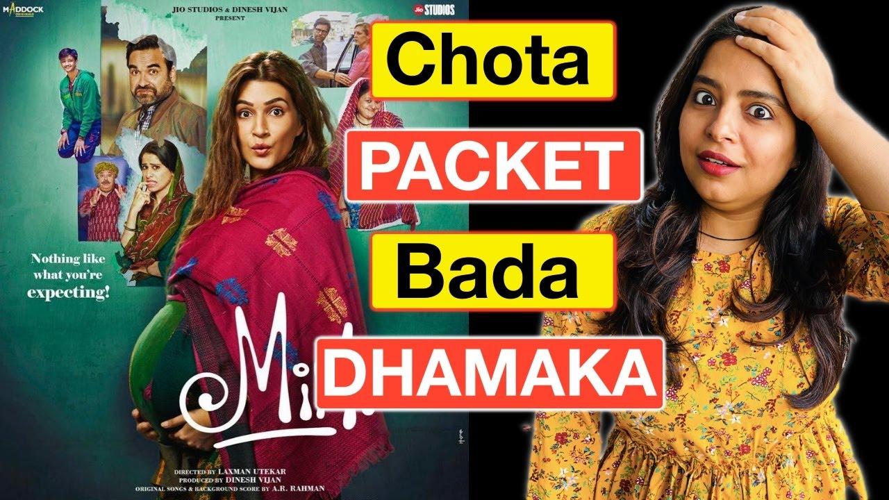 Mimi Movie REVIEW | Deeksha Sharma