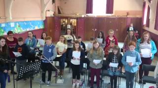 The Heart Of Scotland Junior Chorus ALL OF ME by John Legend