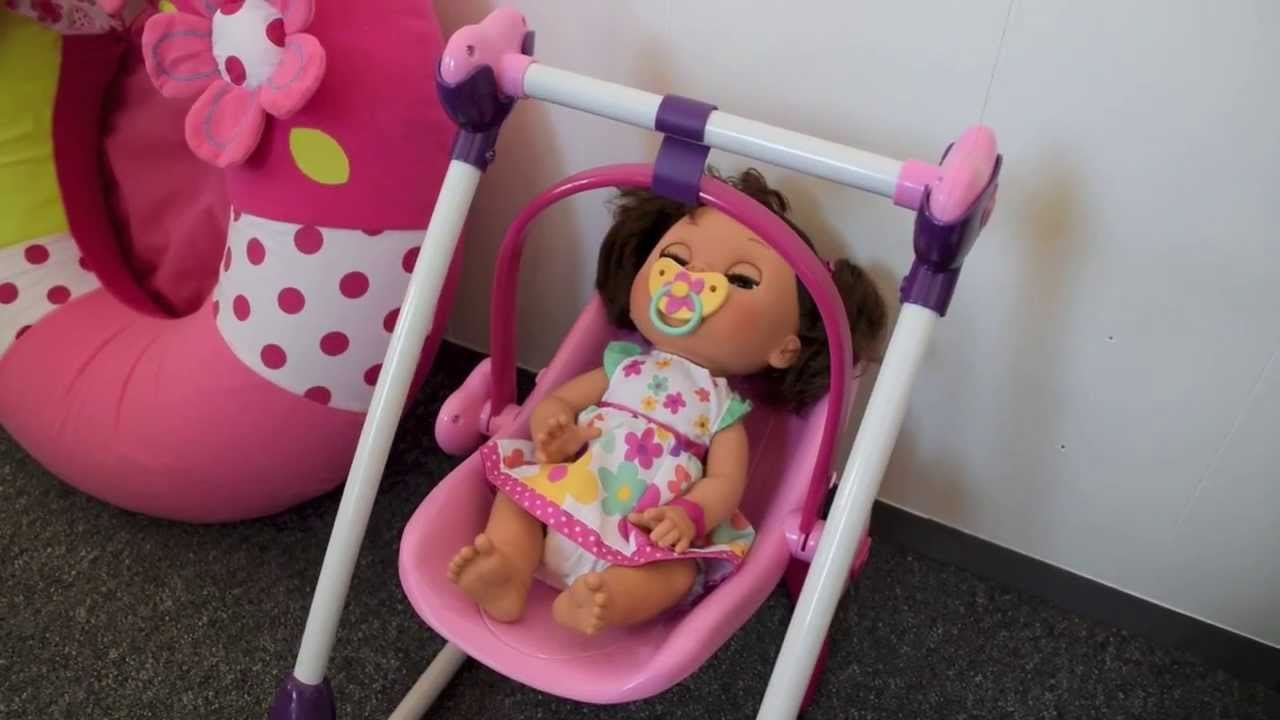 baby alive high chair folding reclining adirondack plans unboxing set youtube