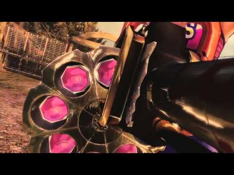 Lollipop Chainsaw   E3 2012  Combat Trailer 1280x720