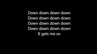 Blink 182 - Down Lyrics [HD]