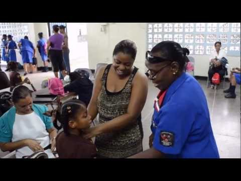 Girl Guides Association of Trinidad and Tobago - World Thinking Day 2012.mov