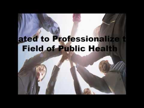 Certified in Public Health CPH - Hofstra University