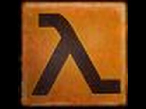 Half life 2 - Lambda Locator Achievement - YouTube