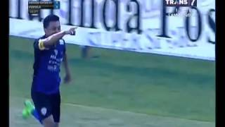 Highlights Arema Cronus Vs Persela Lamongan [3-1] Piala Gubernur Kaltim 4 Maret 2016