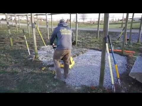 Back To The Bas Ics Building A Paver Patio Part 1 My 21st