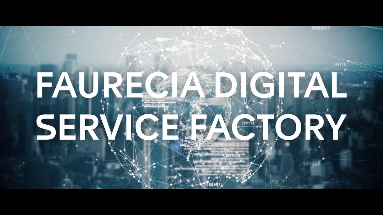 Faurecia Digital Services Factory Recruits
