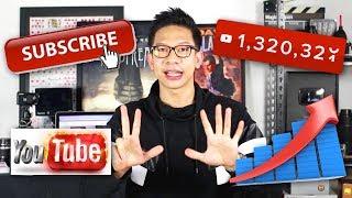 8 cara cepat dapat subscribers di youtube