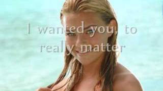 Indiana Evans - The Girl With Everything (H2O Soundtrack)
