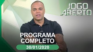 Jogo Aberto - 30/01/2020 - Programa completo