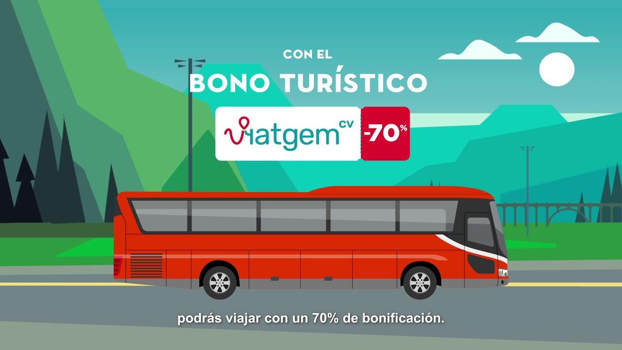 Resultado de imagen de comunitat valenciana bono viaje