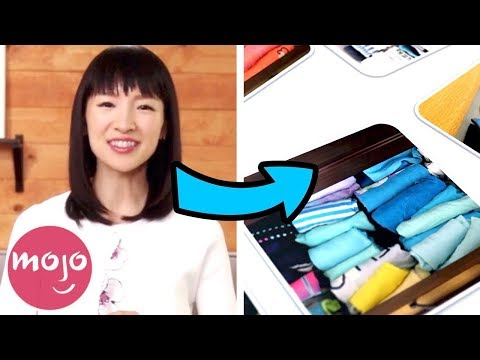 Delana's Dish - We tried the #KonMari method of Tidying UP