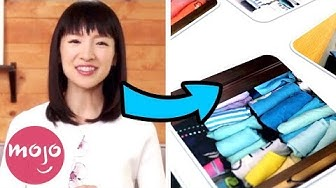 10 Amazing Tips from Tidying Up with Marie Kondo