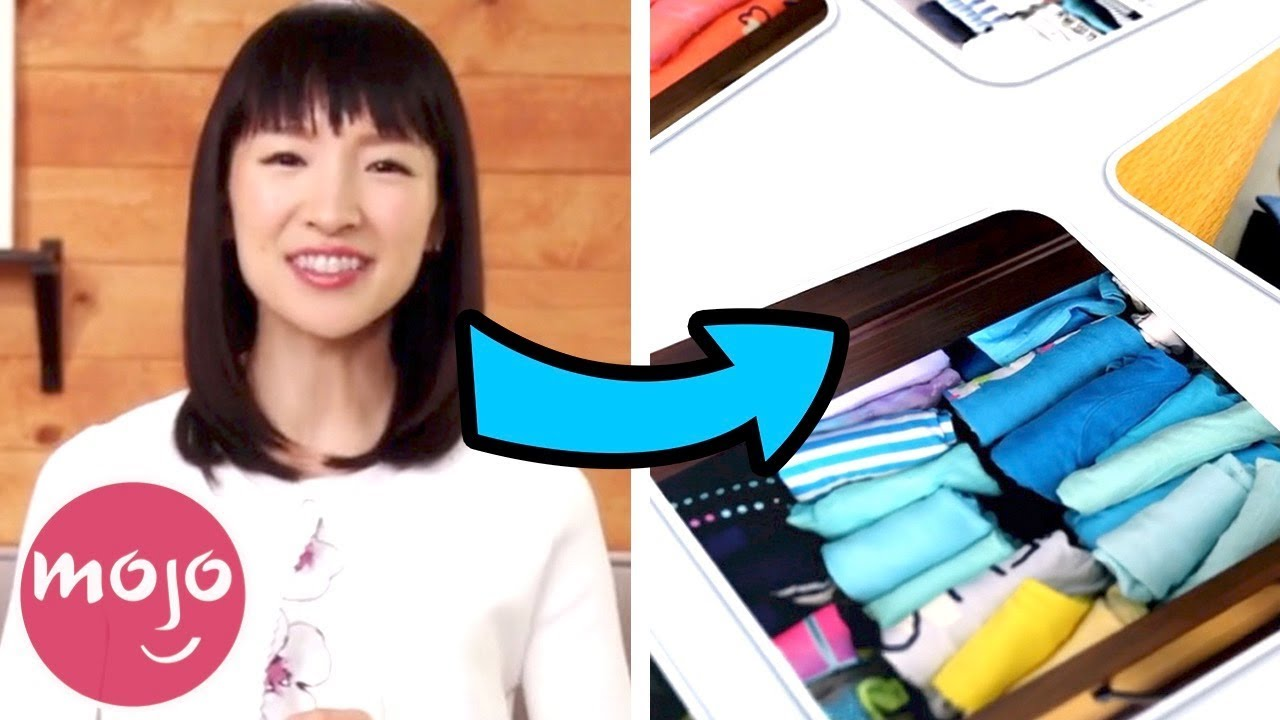 Download 10 Amazing Tips from Tidying Up with Marie Kondo